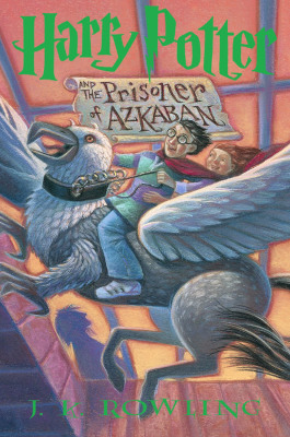Image: Original Harry Potter book cover