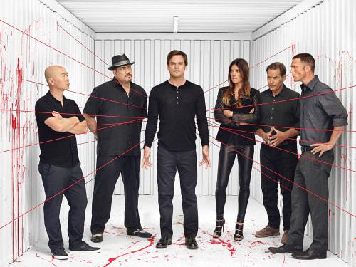 Image: Dexter cast