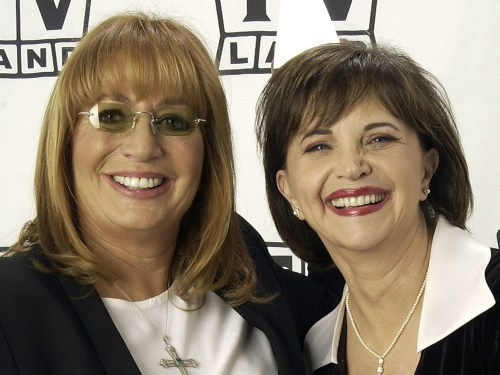 Image: Penny Marshall, Cindy Williams