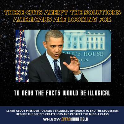 Obama Jedi Mind Meld image