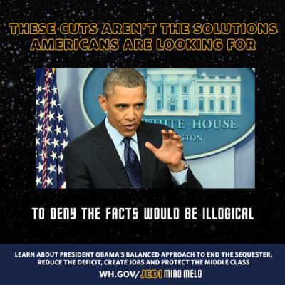Obama Jedi Mind Meld image