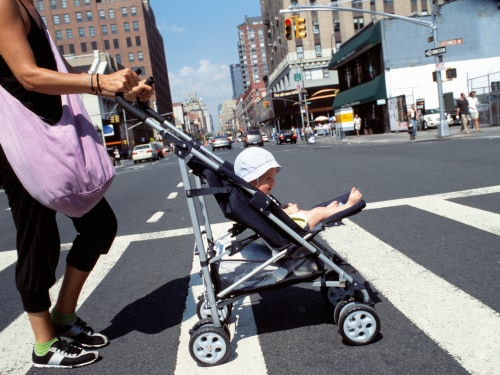 A new stroller-friendly policy may make public transportation more convenient for San Francisco families.