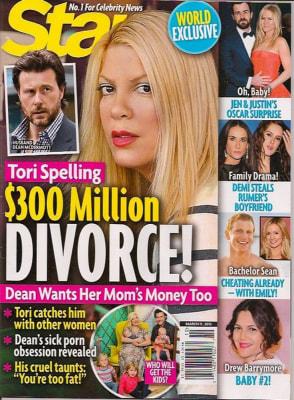 This week's Star magazine.
