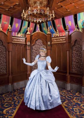 Disneyland Fantasy Faire Cinderella
