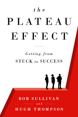 "Image: Book cover for ""The Plateau Effect"""