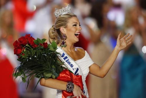 IMAGE: Miss America 2013