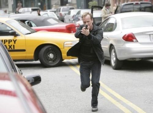 "Jack Bauer (Kiefer Sutherland) in ""24."""