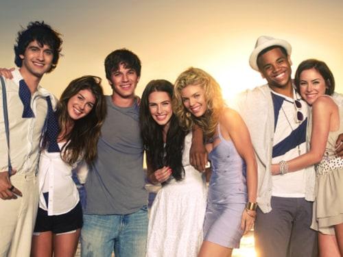 """Image: """"90210"""" cast"""