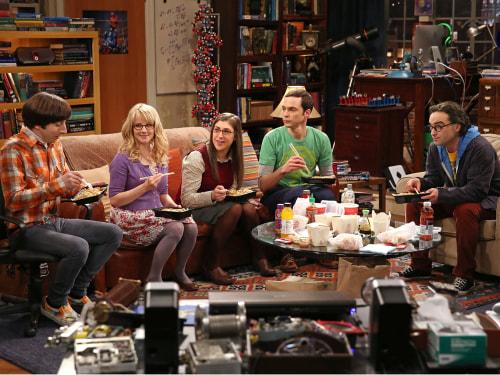 Image: Big Bang Theory cast