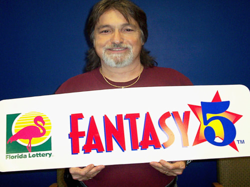 Richard Lustig claimed his share of nearly $200,000 in 2010. It was his seventh lottery win.