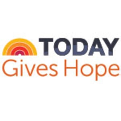 Image: TODAY Gives Hope