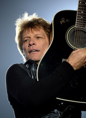 IMAGE: Jon Bon Jovi