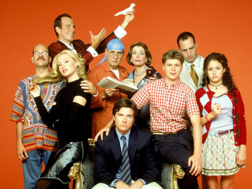 "Image: Bluth family on ""Arrested Development"""