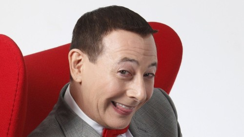 Paul Reubens as Pee-wee Herman in 2009.