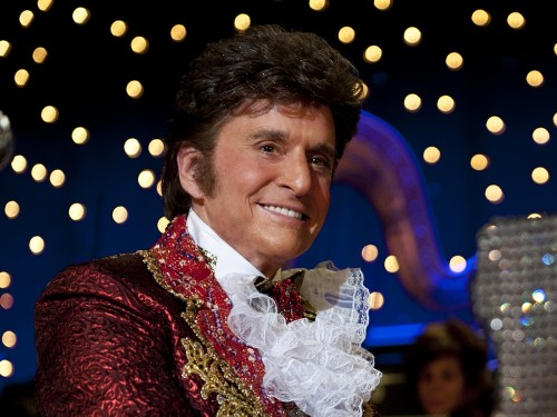 "Michael Douglas as Liberace in ""Behind the Candelabra."""
