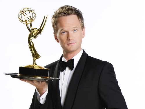 Neil Patrick Harris to host Emmy Awards again.