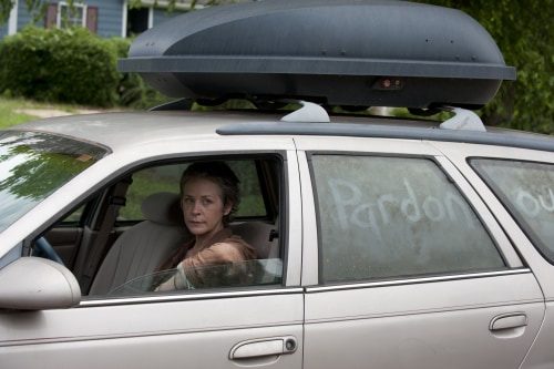 "Melissa McBride plays Carol on ""The Walking Dead."""