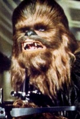 Image: Chewbacca