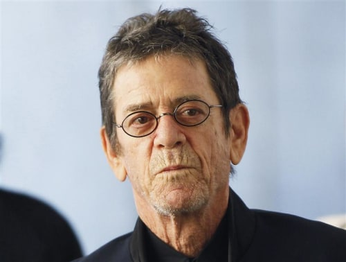 Lou Reed in 2011. His will provides funds to care for his mother.