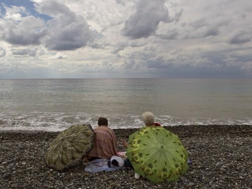 Image: Sochi beach