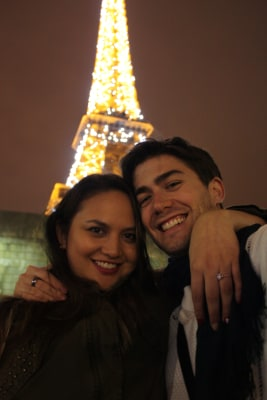 Shanel Manzano is set to marry her fiance on TODAY on Tuesday, November 12, 2013.