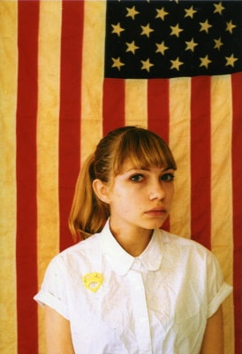 Teen writer and editor Tavi Gevinson.