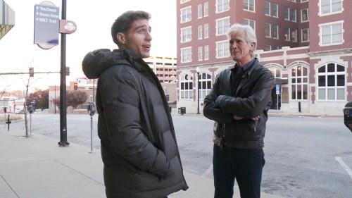 Ryan Ferguson spoke to Dateline NBC's Keith Morrison Thursday, for a special to air Friday.