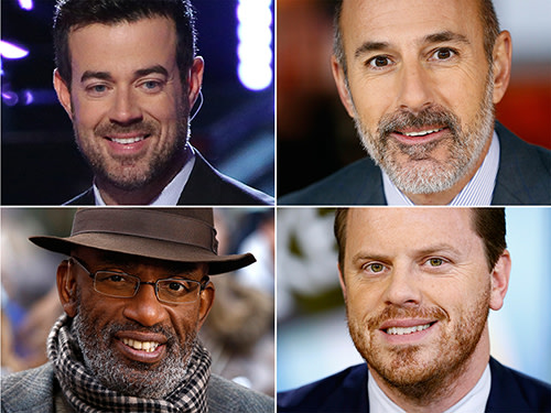 Image: Anchors' beards