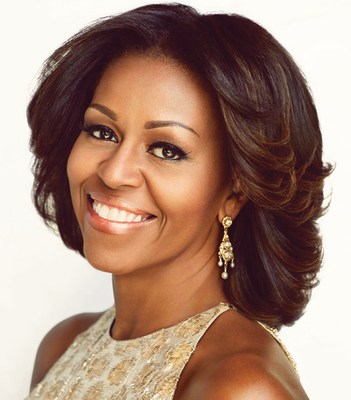 Michelle Obama talked about her family's holiday traditions in the latest issue of Ladies Home Journal.