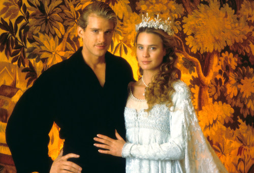 THE PRINCESS BRIDE, Cary Elwes, Robin Wright, 1987. TM and Copyright © 20th Century Fox Film Corp. All rights reserved. Courtesy: Everett Collection
