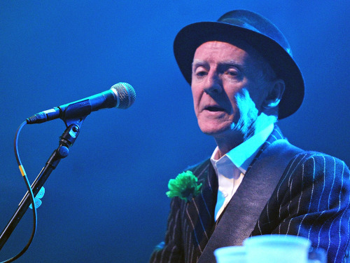 IMAGE: Phil Chevron of The Pogues