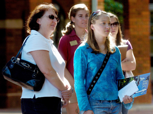 Why Parents' Weekend at your kid's college might be worth skipping.