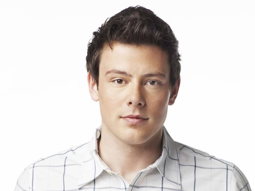 Image: Cory Monteith as Finn