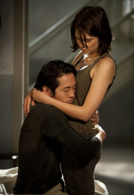 Image: Glenn and Maggie