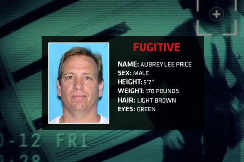Aubrey Lee Price disappeared after telling acquaintances that he had lost a large amount of money through trading activities, and that he planned to kill himself. He was last seen boarding a ferry boat in Key West, Fla. on June 16, 2012.