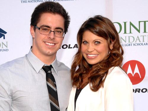 Tim Belusko and Danielle Fishel.