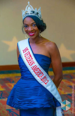 2012 Ms. Veteran America Denyse Gordon