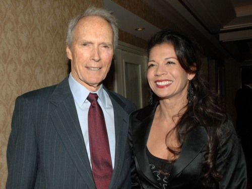 Dina Eastwood has filed for divorce from Clint Eastwood. They have one daughter.