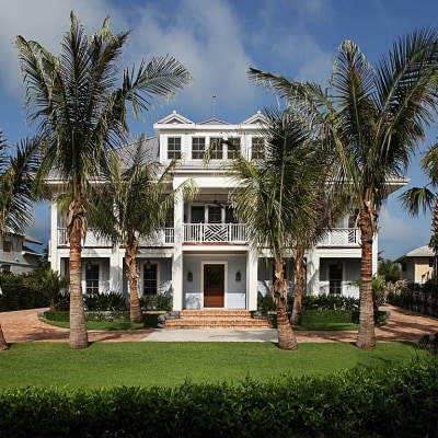 Rosie O'Donnell recently bought this beachfront home in Nokomis, Fla., for $5 million.