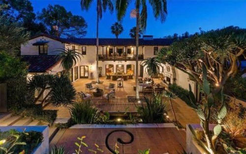 Robert Pattinson has listed his Los Feliz home for $6.75 million.