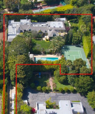 Madonna has sold her Beverly Hills compound for $20 million.