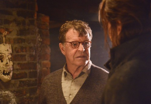 "John Noble plays Henry Parrish on ""Sleepy Hollow.P"