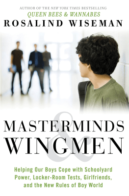'Masterminds and Wingmen'