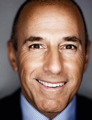 TODAY's Matt Lauer is among the 80 men profiled, one for each year of Esquire's existence, in the October issue.