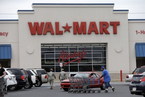 Wal-Mart, the nation's largest retailer, is expected to announce details of the largest brick-and-mortar trade-in program in the U.S. Tuesday, the sam...