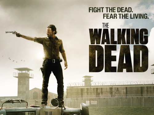 Image: Walking Dead key art
