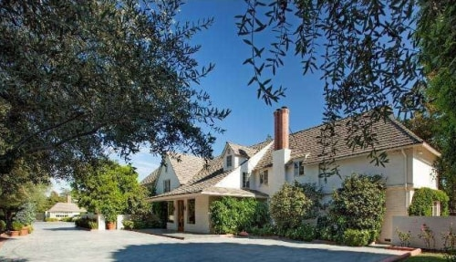 Bob Hope's Toluca Lake home is listed at $27.5 million.