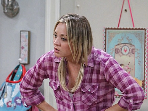 "Image: Penny (Kaley Cuoco) from ""Big Bang Theory"""