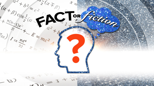 Image: Fact or Fiction series