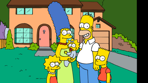 """""""The Simpsons."""""""